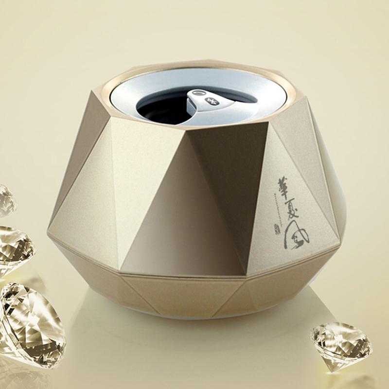 中国风音响创意礼品钻石无线蓝牙音箱免提通话迷你usb