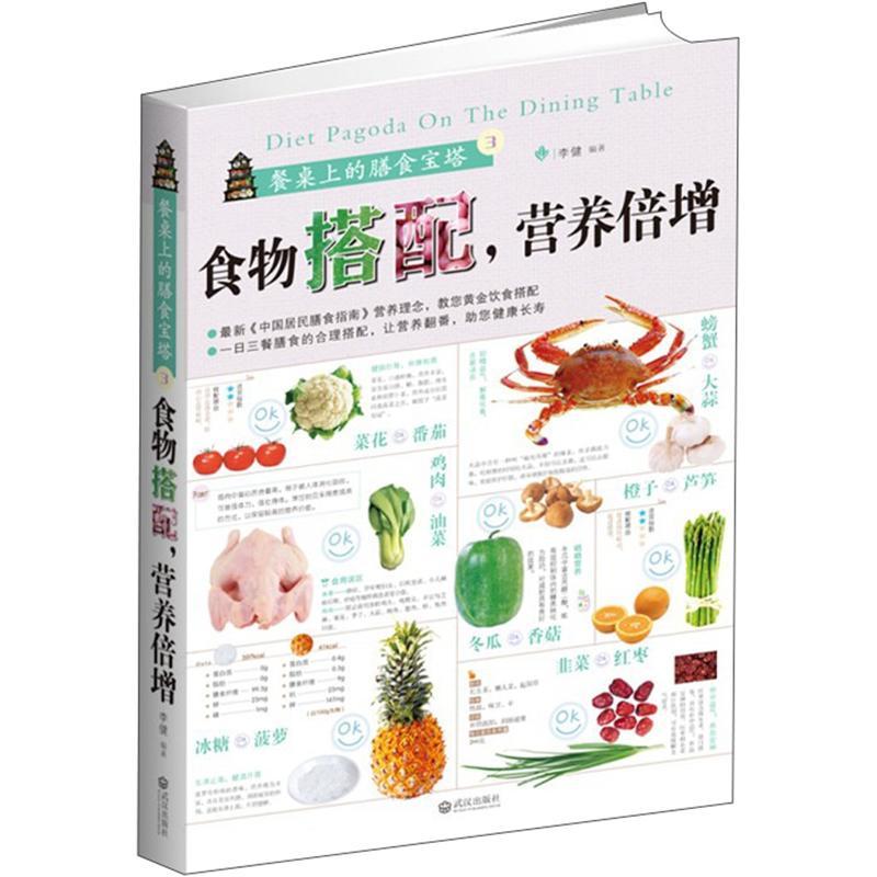 餐桌上的膳食宝塔3:食物搭配,营养倍增