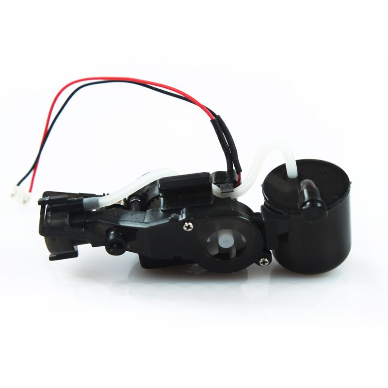 diy挂载4种功能组件)耐摔合金遥控直升飞机飞行器 diy挂载组件-泡泡机