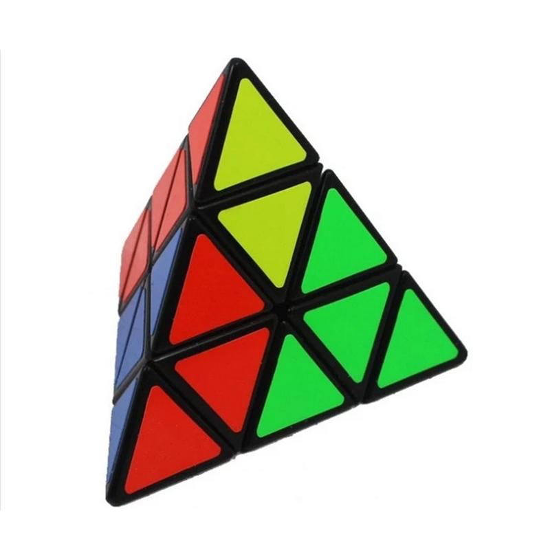 金字塔魔方 十一阶魔方 金字塔魔方公式口诀图片
