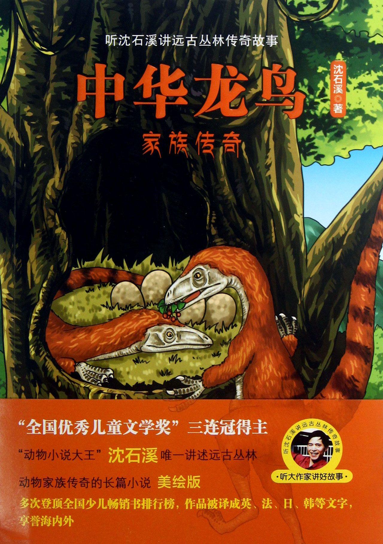 中华龙鸟家族传奇/听沈石溪讲远古丛林传奇故事