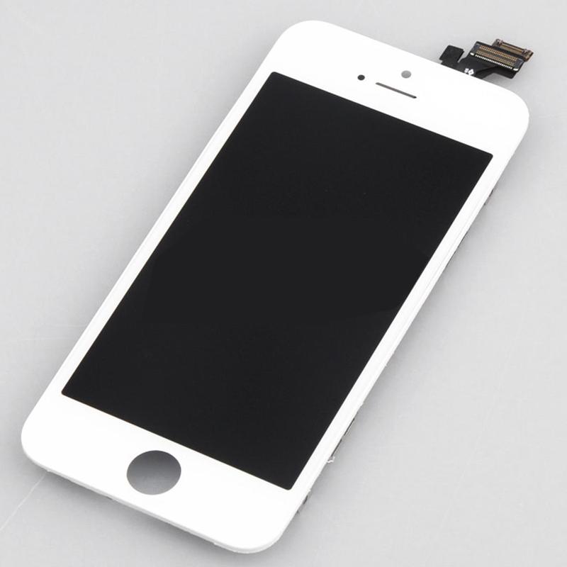 苹果手机_sonun 苹果手机屏幕 适用于苹果iphone5/5s/5c液晶触摸玻璃前屏幕总成