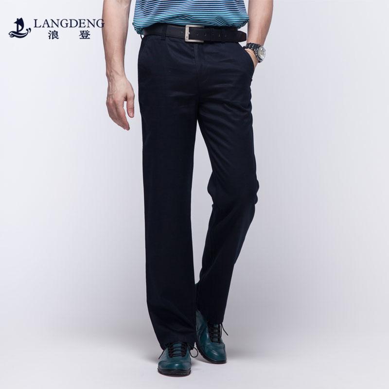 裤子夏季男裤