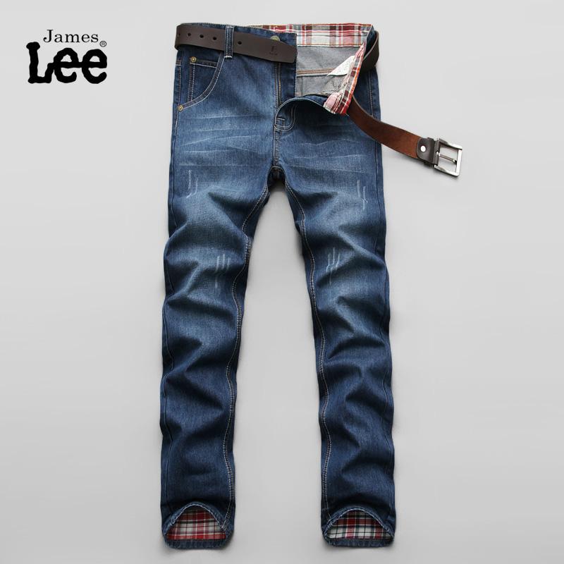 lee李牌牛仔裤男正品