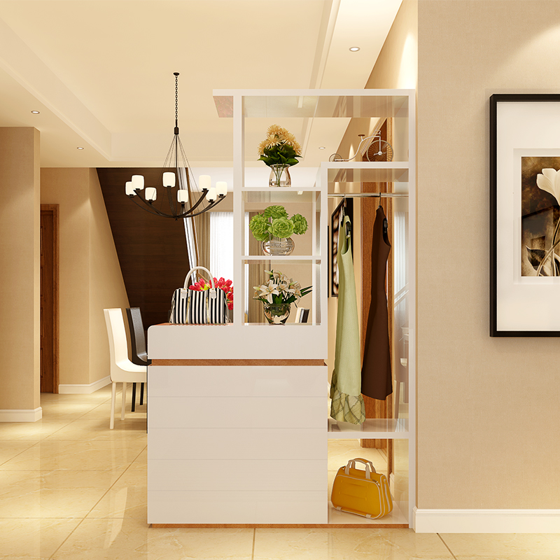 卧室与客厅隔断设计图展示