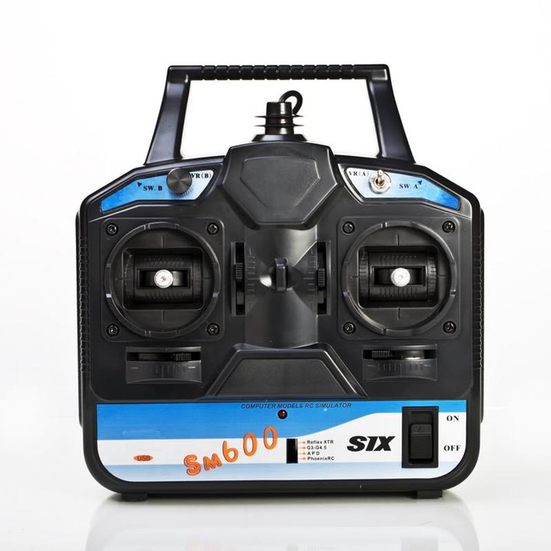sm600 6通道飞机 航模 飞行模拟器g4/g3.5/凤凰2.5/xtr5.0 现货