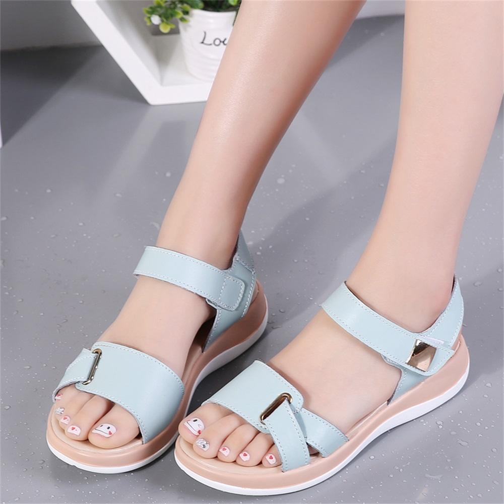 京东女凉鞋