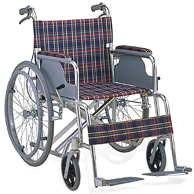轮椅老年人