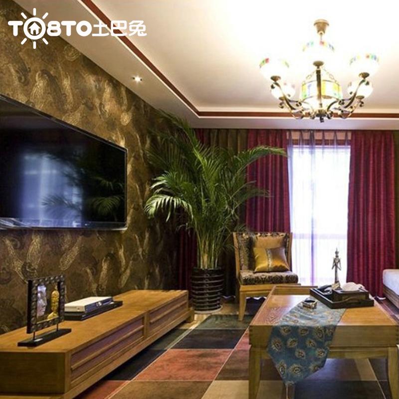 土巴兔-【无锡】 东南亚风格装修设计服务 房子住宅 复式 别墅楼