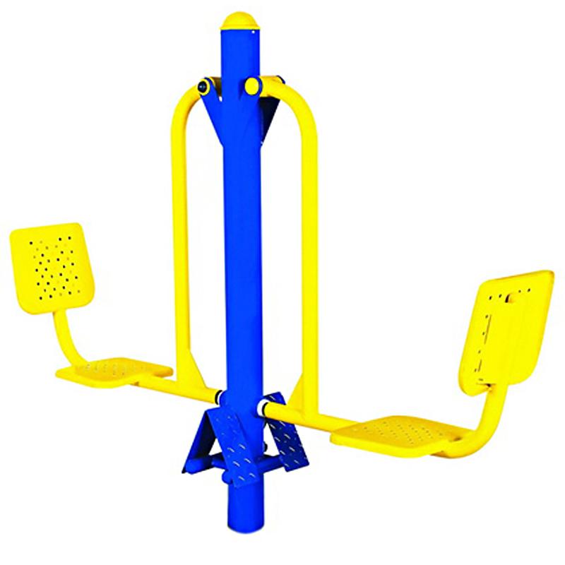 健身器材有哪些_沃尔克 厂家直销立式坐蹬 腿力蹬力训练器 广场公园运动室外健身器材