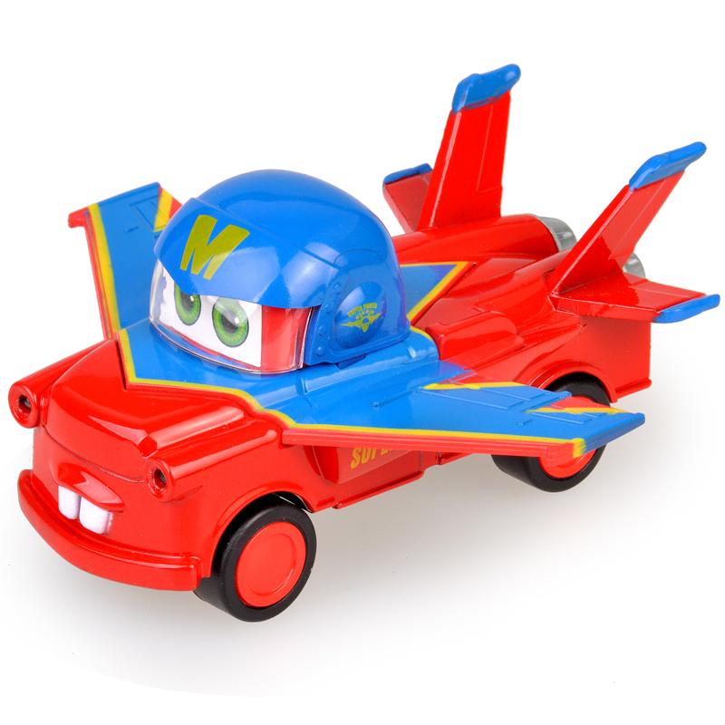小飞机玩具 合金回力飞机总动员 卡通造型 带声光 卡通小飞机 板牙