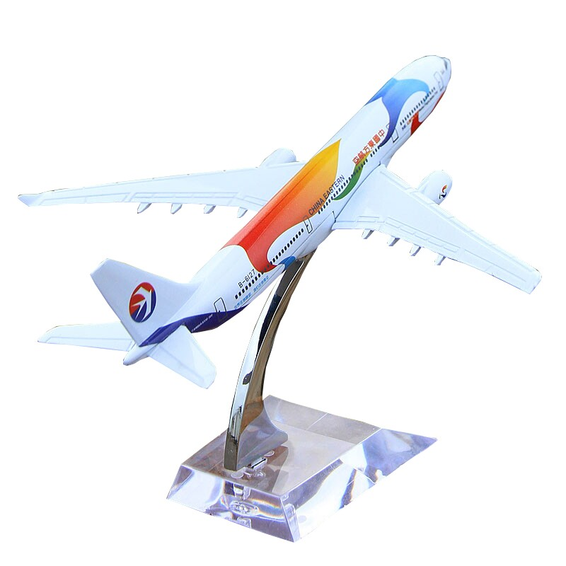 特尔博 a380飞机民航机模型 客机航模航空 南航国航东航 家居装饰品