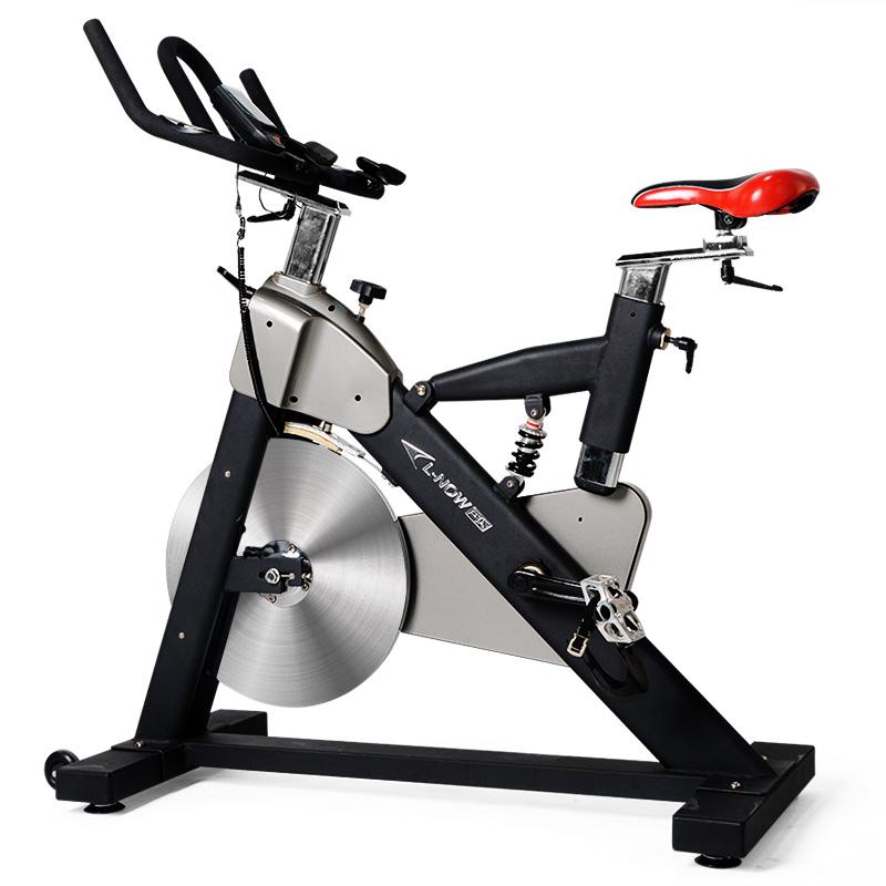 健身车_蓝堡动感单车超静音家用室内健身房器材脚踏减肥运动专业自行车健身车