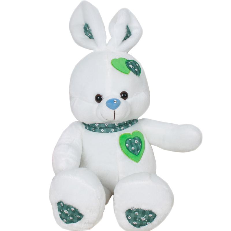 情人节礼物玩偶兔子毛绒玩具公仔