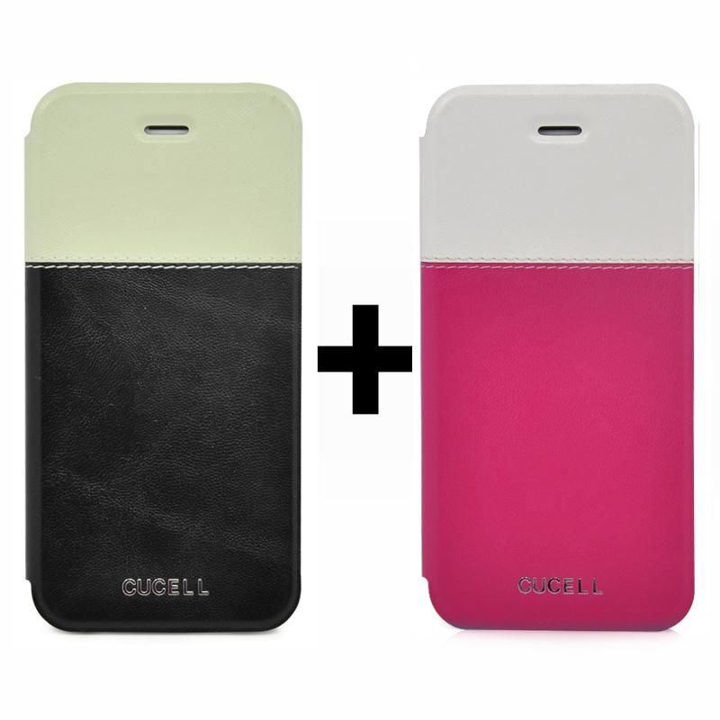 苹果手机套_哆啦狗苹果6手机壳支手机保护皮套 适用于iphone6/iphone6 plus手机套