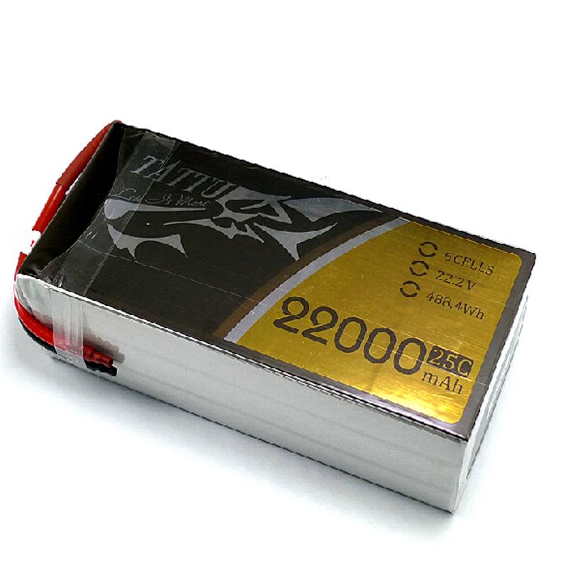 2v 锂电池 s1000无人机航 tattu黑金包装 主电线裸头图片
