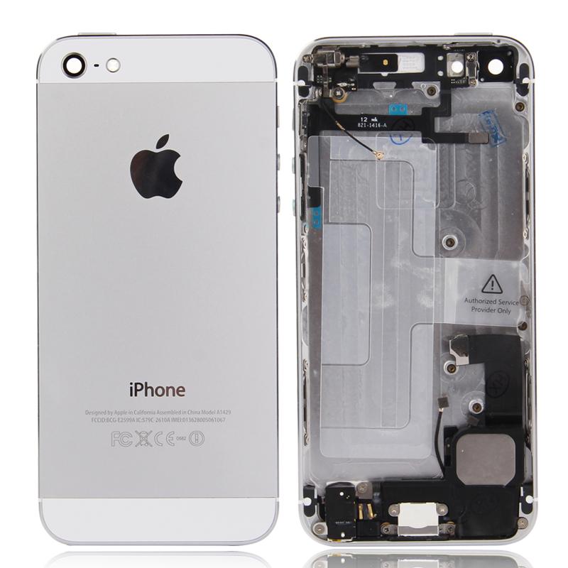 苹果手机_bankaden 苹果手机全新后壳后盖中框总成 适用于iphone5/5s iphone5