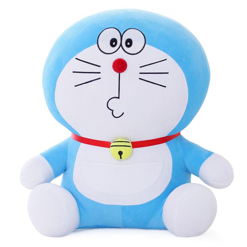 哆啦a梦公仔机器猫生日礼物女生抱枕大号毛绒玩具布娃娃 哆啦梦噘嘴款