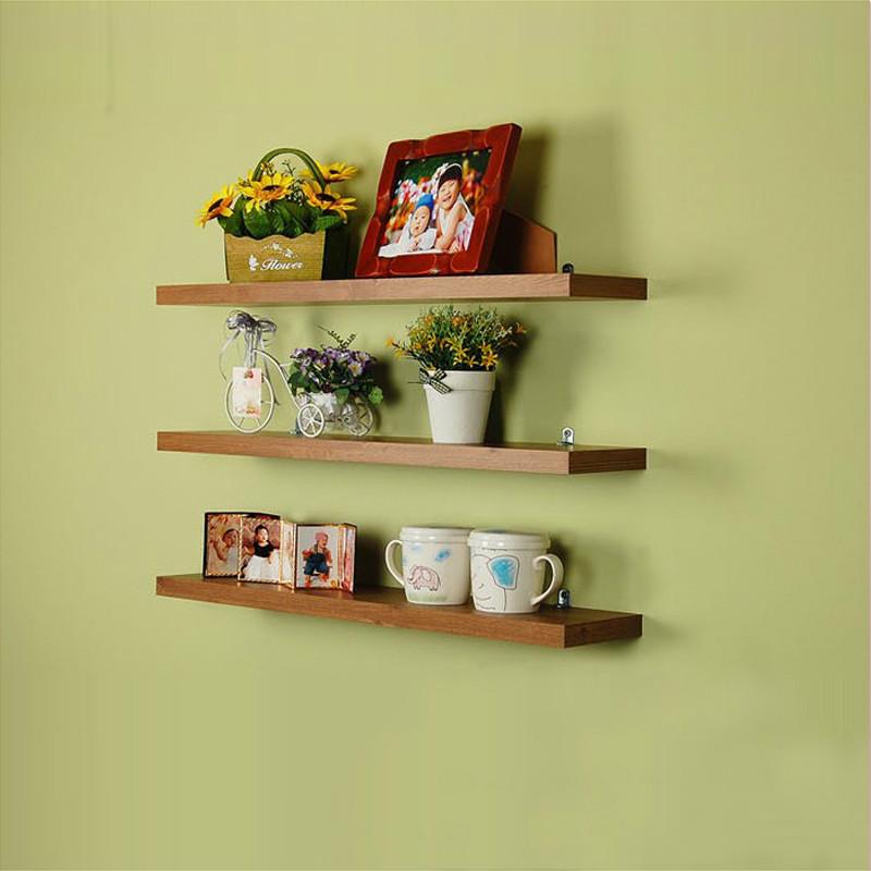 逸居easejoy 隔板搁板层板书架置物架壁挂套装颜色随机 两件套 现货商