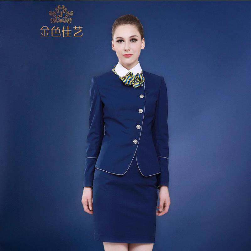 空姐服装职业套装