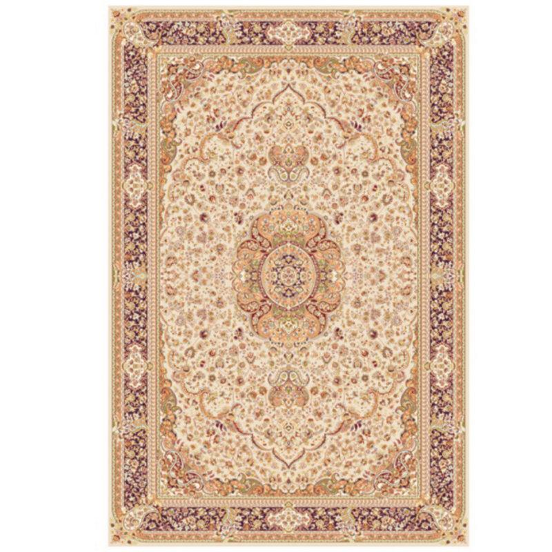 伊朗进口地毯 波斯风地毯欧式简约美式田园现代客厅茶几地毯 qnn-026