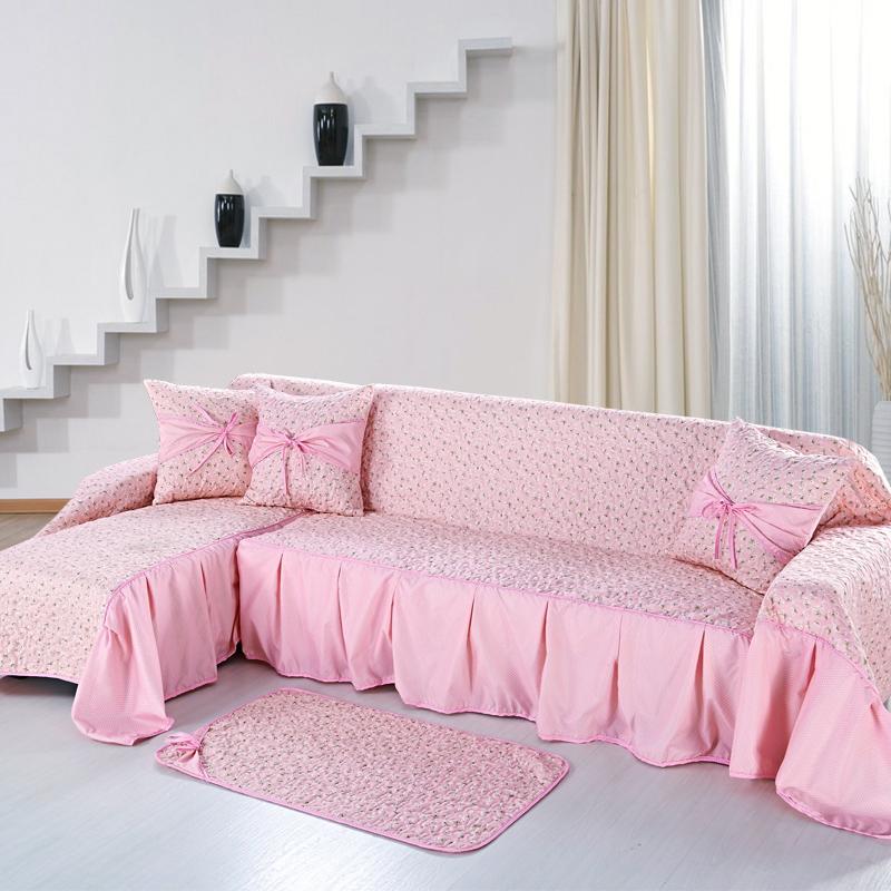 沙发布艺套罩盖布