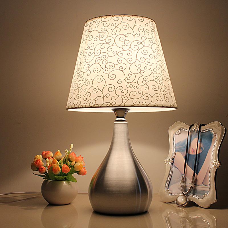 御天智能遥控调光led台灯 书房卧室床头灯 卧室台灯简约时尚创意台图片