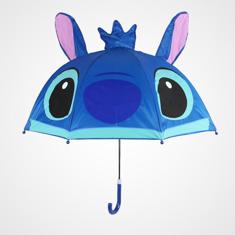 儿童雨伞遮阳卡通伞 安全小雨伞