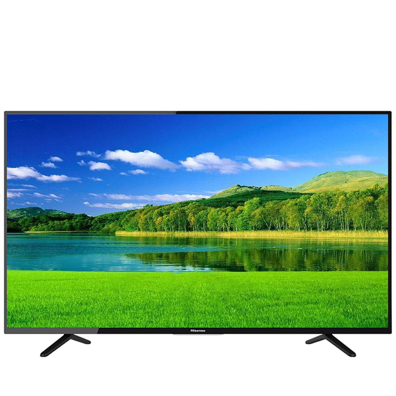 海信(hisense)led55k220 55英寸vision6核智能液晶电视机(黑色)图片