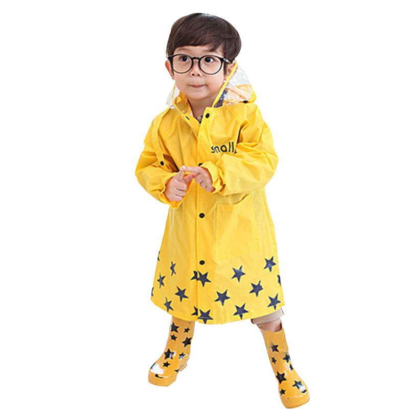 馨颜 儿童卡通雨衣 学生雨具 男女童雨衣套装带松紧袖图片