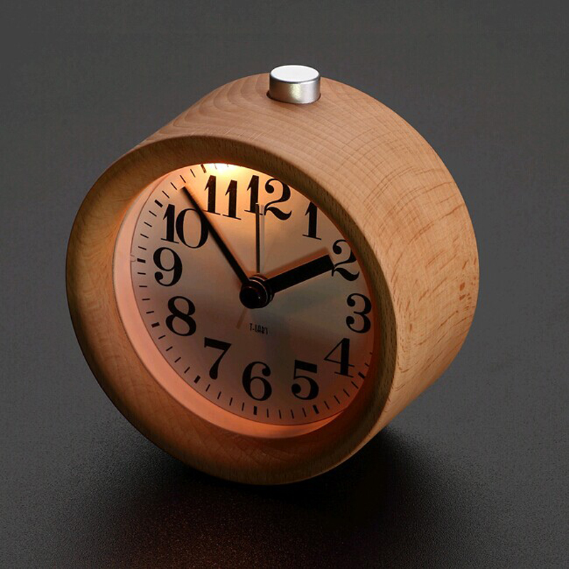 创意木质手表设计