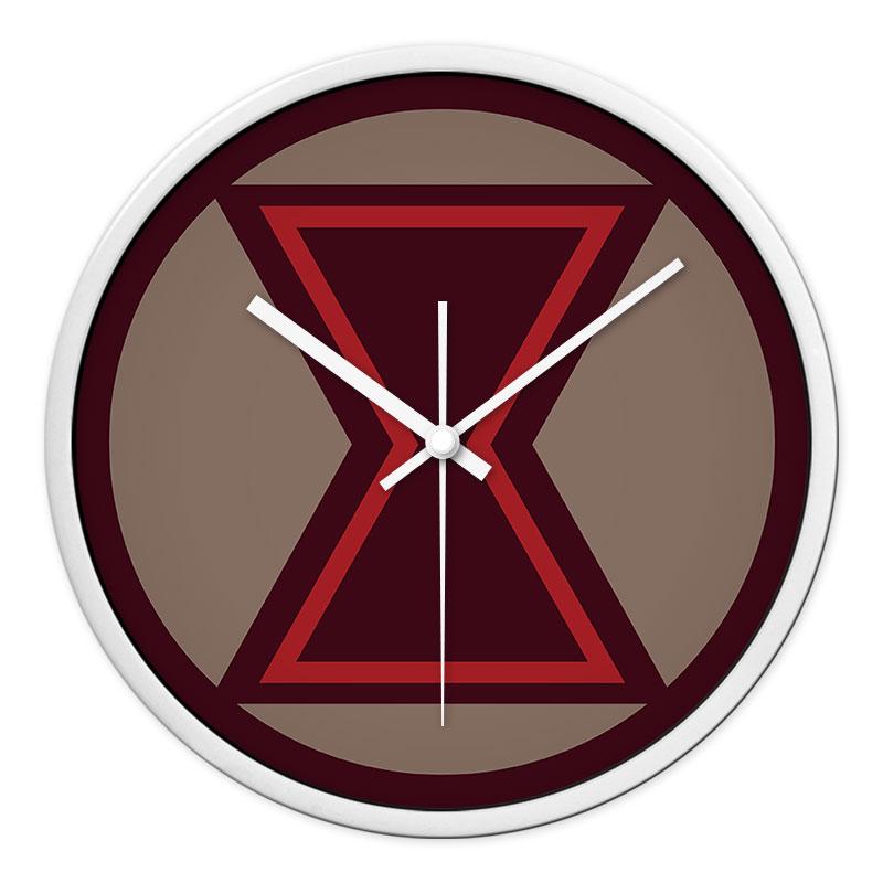 摩门(momen)挂钟 创意客厅时尚复仇者联盟神盾局钢铁侠美国队长雷神超