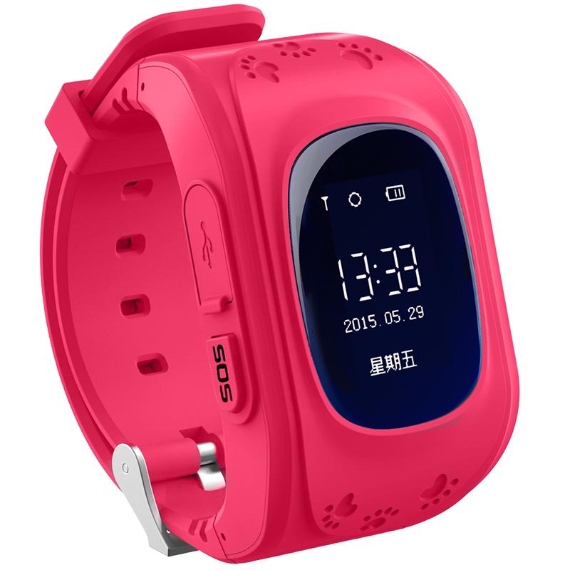 儿童定位手表电话手表定位手环