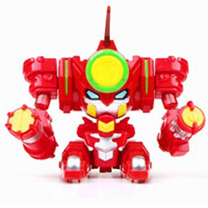 奥迪双钻(auldey)果宝特攻2 变形解锁机器人 儿童玩具