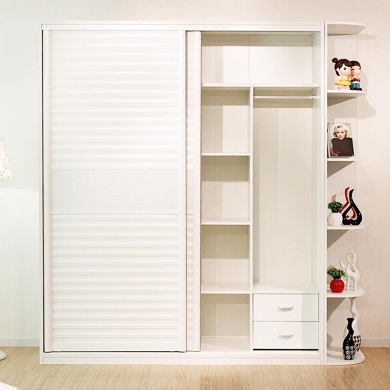 衣柜推拉门维修方法如何 衣柜推拉门滑轨安装注意事项