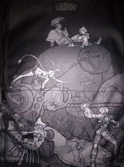 英雄联盟 LOL 英雄组曲双肩背包 游戏周边 官方正品 晒单图