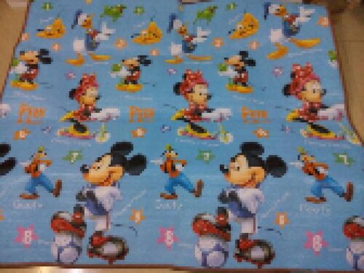 DISNEY Disney迪士尼 双面婴儿爬行垫毯地垫爬爬垫 加厚防水防滑安全环保 2厘米米奇爱运动+维尼快乐时光 晒单图