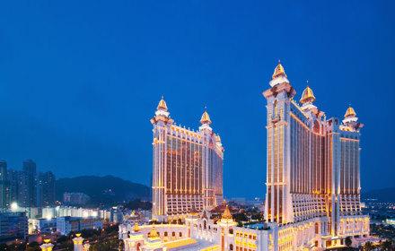酒店位于澳门路凼城步行可至威尼斯人娱乐场方便去往澳门国际机场