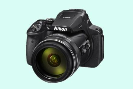 【尼康(Nikon)】COOLPIXP900s超长焦数码相机黑色