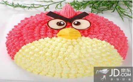 生日帽生日蛋糕手绘