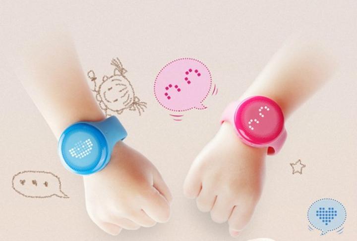 小米米兔儿童手表发布 支持一键呼救