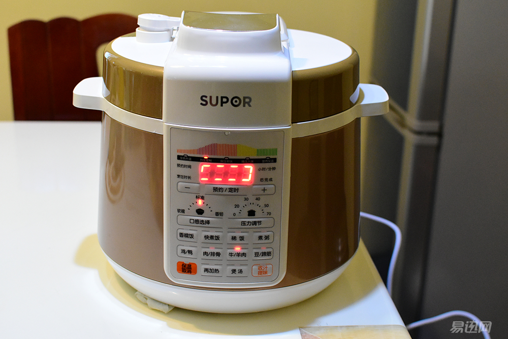 苏泊尔全智能球釜电压力锅评测