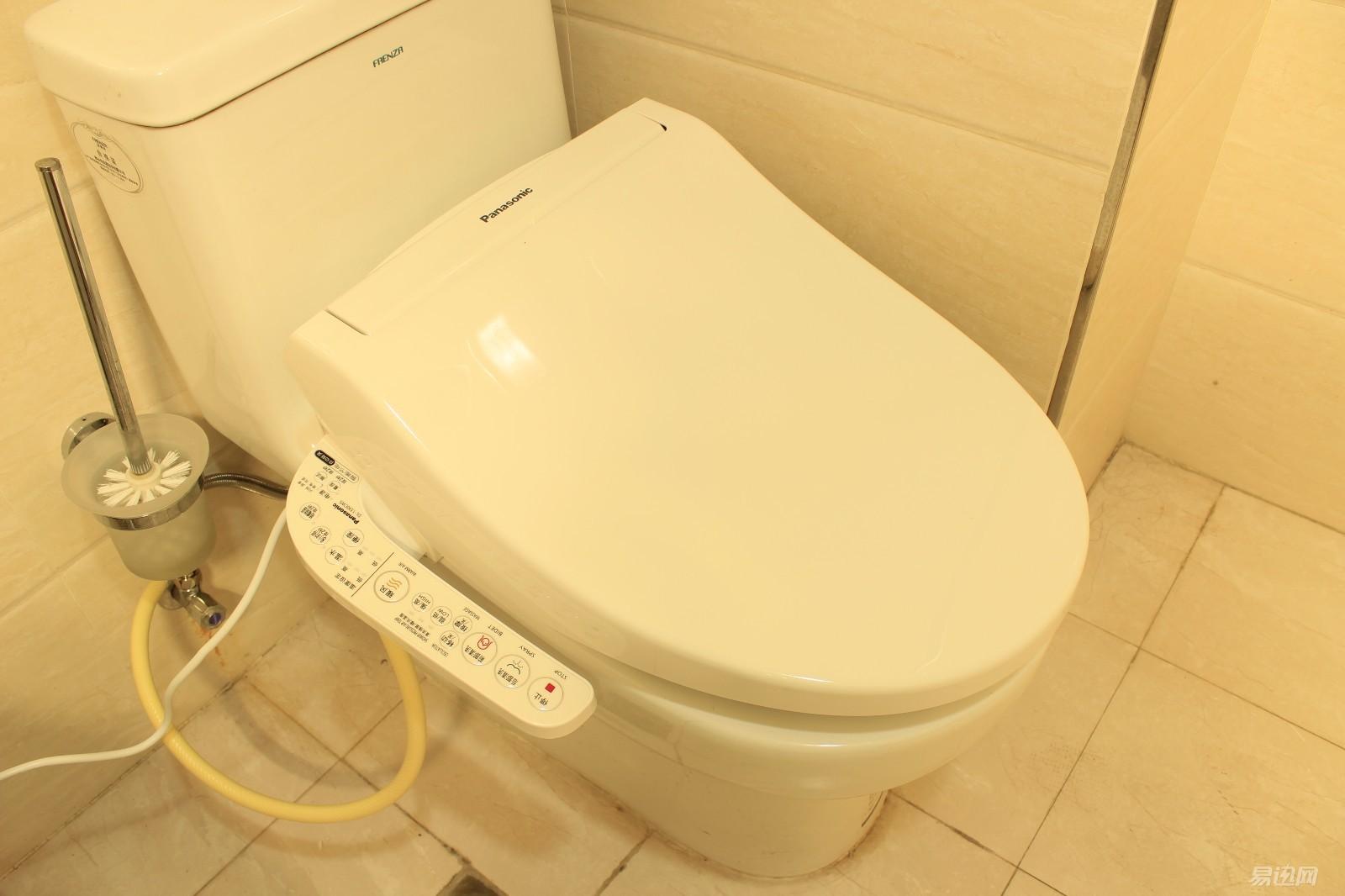 【第264期众测】卫生间暖男--松下1330cws智能马桶盖