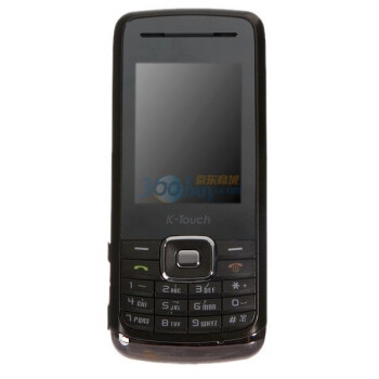 ����(K-Touch)A665 GSM�ֻ�(�ڿ���ɫ)˫��˫�� ������� ��������