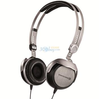 拜亚动力(beyerdynamic)T50p 头戴便携耳机 银色