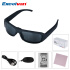 Excelvan HD Polarized Sunglasses Mini PC Camera Digital Video Recorder DV Eyewear Camcorder Support 32GB TF Card