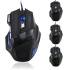 3200 DPI Optical USB Wired Gaming Mouse Mice  Pro Gamer FOR Computer  Mac Deluxe