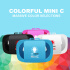 VR Case Mini VR BOX Version Virtual Reality 3D Video Glasses
