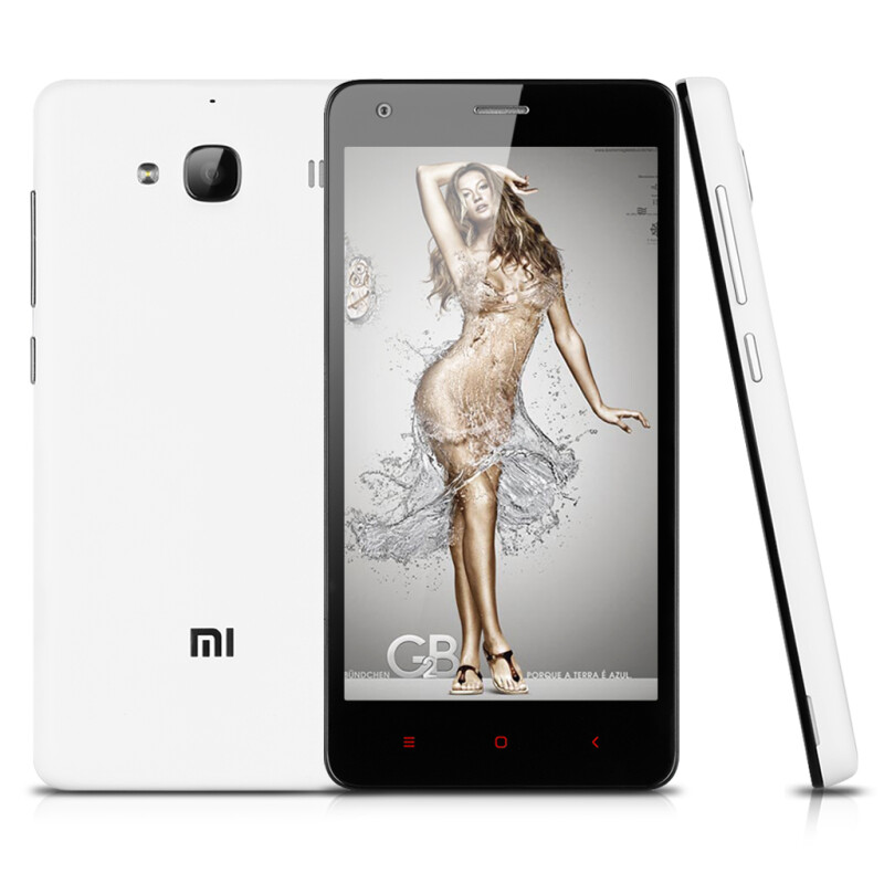 4 7 Inch Xiaomi Redmi 2 Ips Hd Unlocked 4g Smartphone