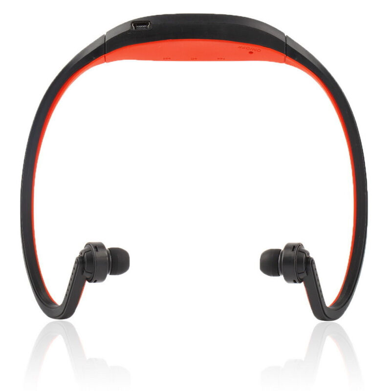 Topkeeping Universal Sport Wireless Bluetooth 4.0 Stereo Headphone Headset Earphone Handfree For Samsung iPhone